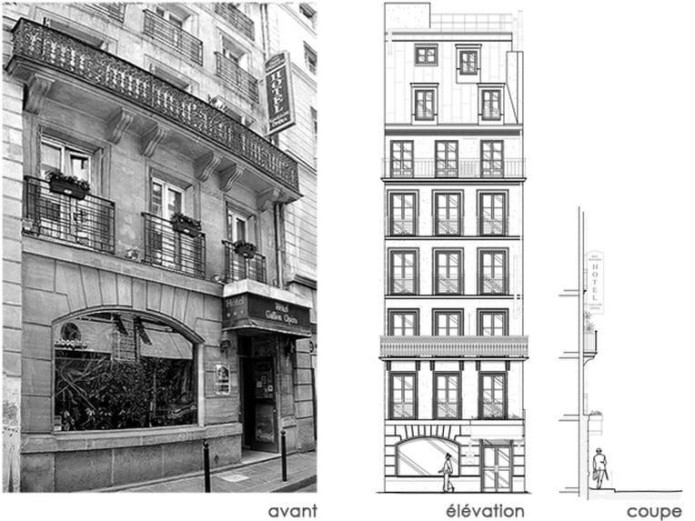 Paris Hotel Opéra